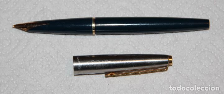 Plumas estilográficas antiguas: INOXCROM 77 CON PLUMIN 88 ORO - Foto 4 - 123046095