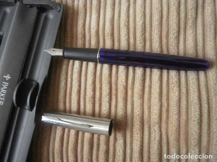 Plumas estilográficas antiguas: Pluma Parker - Foto 2 - 123336023