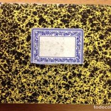 Plumas estilográficas antiguas: DIARIO DE CONTABILIDAD AÑOS 70 ORIGINAL. Lote 123770427