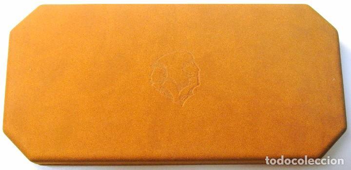 Plumas estilográficas antiguas: PLUMA ESTILOGRÁFICA OMAS TASSILI Sahara Prehistoris Painting ,EDICION LIMITADA 0641/1500, NUEVA * - Foto 7 - 126451231