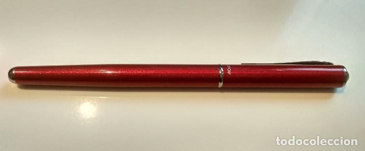 Plumas estilográficas antiguas: PLUMA INOXCROM. PLUMIN IRIDIUM. ESTILOGRÁFICA. - Foto 3 - 128756767