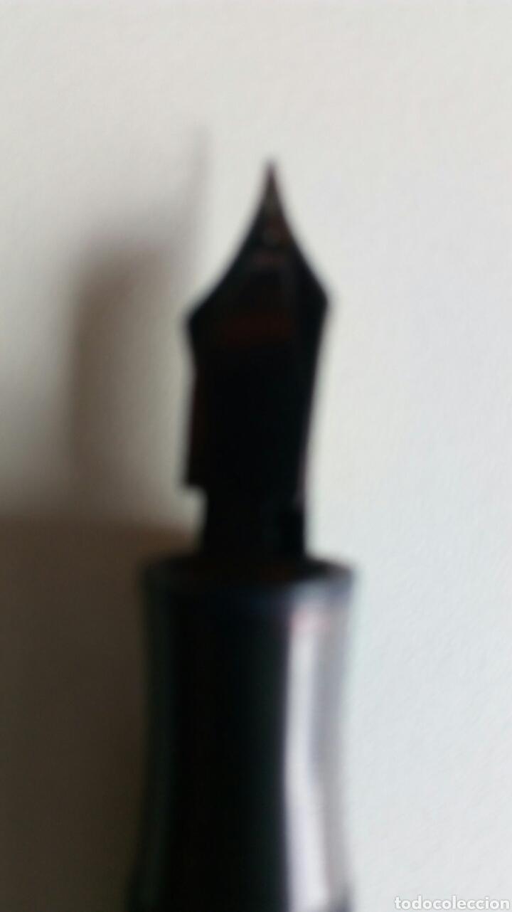Plumas estilográficas antiguas: Mont Blanc 14c/Mont Blanc 585 - Foto 9 - 130964972