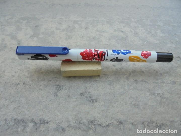 ESTILOGRAFICA (FOUNTAIN PEN) INOXCROM MODELO ART ES NUEVA DE LOS AÑOS 2002 (Plumas Estilográficas, Bolígrafos y Plumillas - Plumas)
