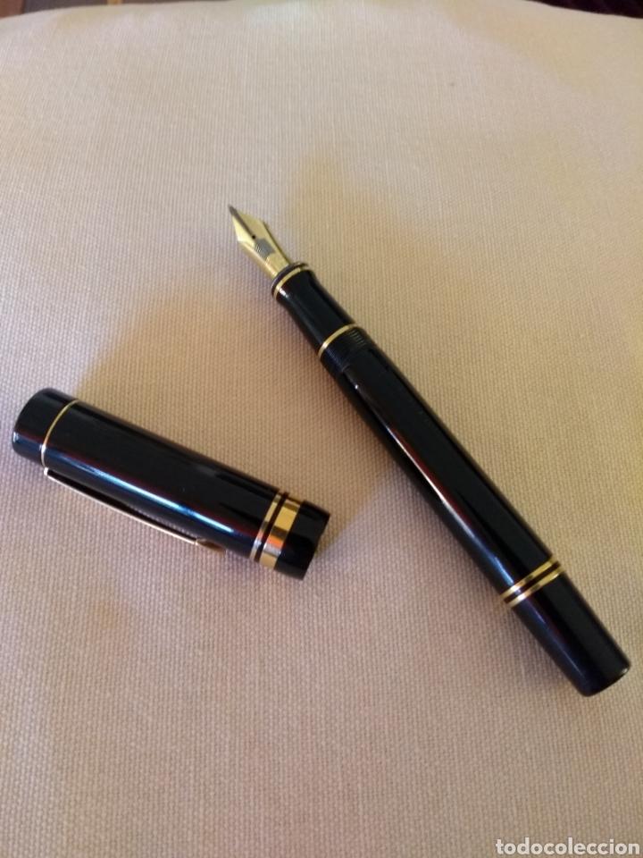 Plumas estilográficas antiguas: Pluma estilográfica Parker Duofolld Centenial - Foto 2 - 132308421