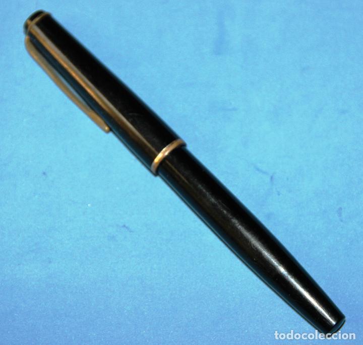 Plumas estilográficas antiguas: PLUMA ESTILOGRAFICA KAWECO 87 - Foto 2 - 133483370
