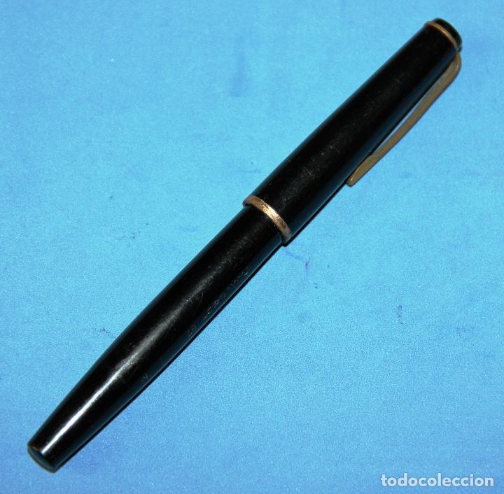 Plumas estilográficas antiguas: PLUMA ESTILOGRAFICA KAWECO 87 - Foto 3 - 133483370