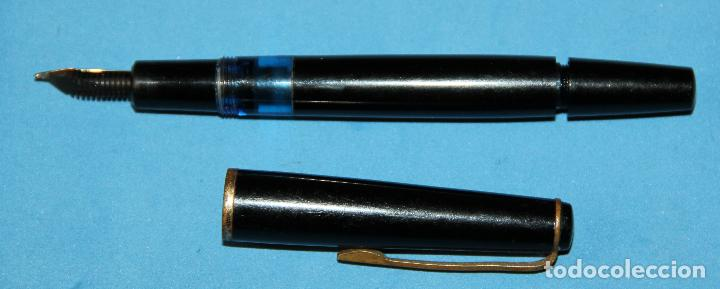 Plumas estilográficas antiguas: PLUMA ESTILOGRAFICA KAWECO 87 - Foto 6 - 133483370