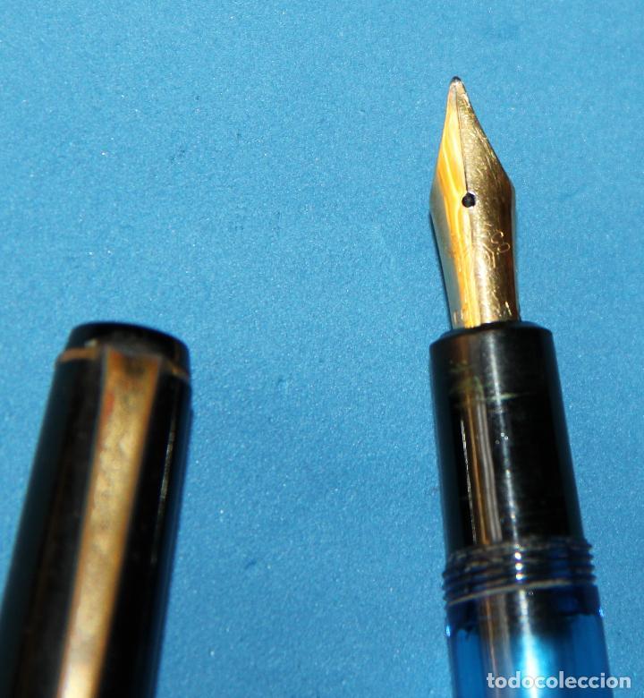 Plumas estilográficas antiguas: PLUMA ESTILOGRAFICA KAWECO 87 - Foto 8 - 133483370