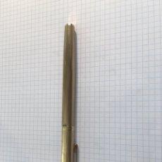 Plumas estilográficas antiguas: PLUMA FLAMINAIRE DORADO. Lote 133539611