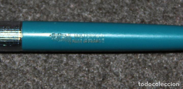 Plumas estilográficas antiguas: PLUMA ESTILOGRAFICA WATERMAN FLASH - Foto 4 - 133740442