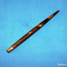 Plumas estilográficas antiguas: ANTIGUA PLUMA ESTILOGRAFICA REGIA SUPER 848 DE ESCRITORIO - SIN PLUMIN. Lote 135296786