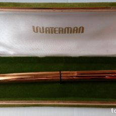 Plumas estilográficas antiguas: WATERMAN. Lote 135910390