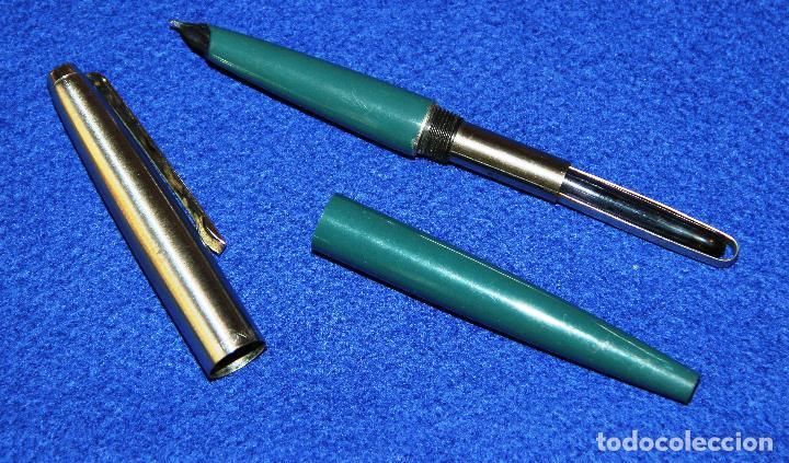 Plumas estilográficas antiguas: INOXCROM 33 - Foto 4 - 141532618