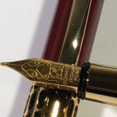 Plumas estilográficas antiguas: PLUMA ESTILOGRÁFICA PLUMIN SCHMIDT. Lote 143383897