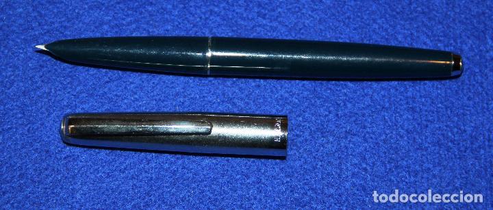 Plumas estilográficas antiguas: ANTIGUA PLUMA ESTILOGRAFICA ESPAÑOLA KAISER - Foto 5 - 146006990