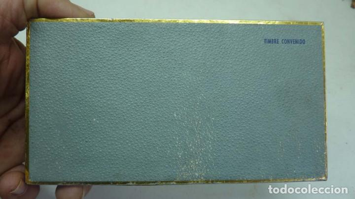 Plumas estilográficas antiguas: CAJA DE PLUMA MONTBLANC AÑOS 60 - Foto 5 - 147730226