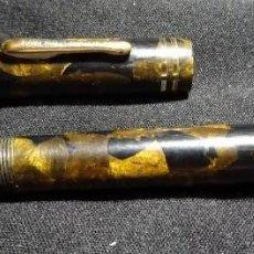 Plumas estilográficas antiguas: PLUMA CRESCENT CONKLIN. USA.ANTIGUA. Lote 133648690