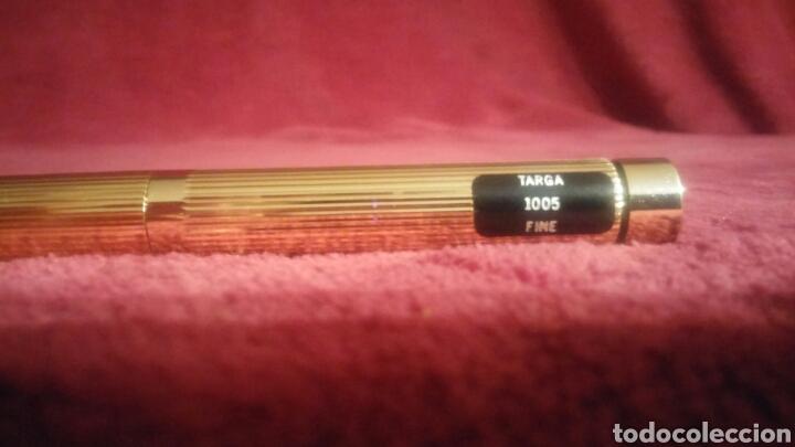 Plumas estilográficas antiguas: PLUMA SHEAFFER TARGA 1005 FINE ORO 18K AÑOS 70 - Foto 6 - 150832946