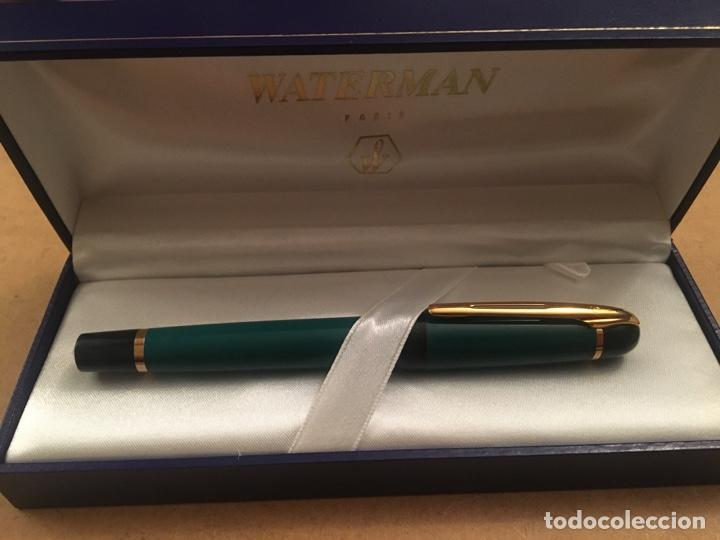 Old Fountain Pens: PLUMA waterman en su caja usada - Foto 2 - 150834766