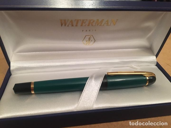 Old Fountain Pens: PLUMA waterman en su caja usada - Foto 3 - 150834766