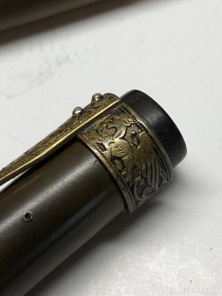 Plumas estilográficas antiguas: Antigua pluma estilográfica - Foto 11 - 150844825