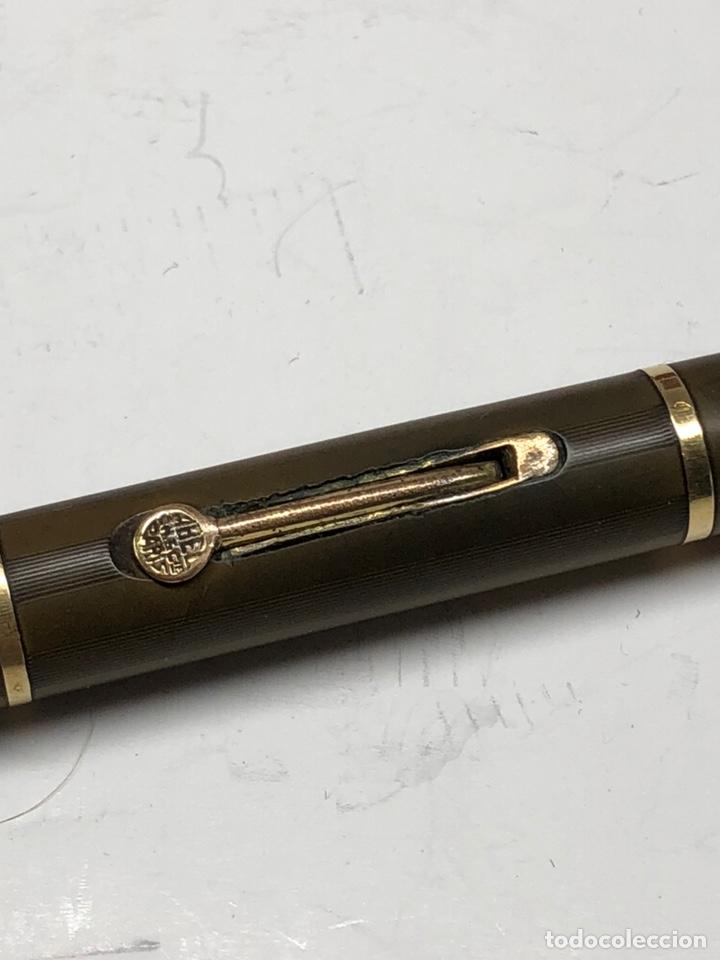Plumas estilográficas antiguas: Antigua pluma estilográfica - Foto 14 - 150844825