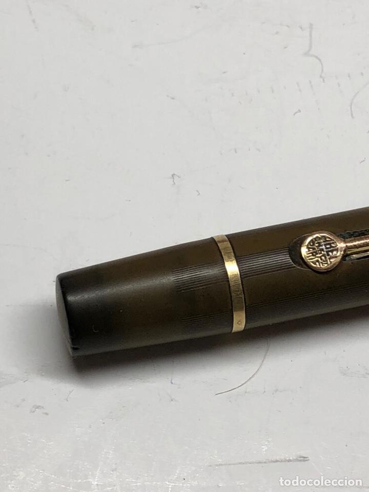 Plumas estilográficas antiguas: Antigua pluma estilográfica - Foto 15 - 150844825