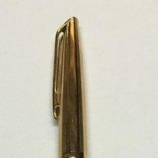 Plumas estilográficas antiguas: ESTILOGRÁFICA - WATERMAN C/F 18K. Lote 152185394