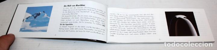 Plumas estilográficas antiguas: PLUMA MONTBLANC MEISTERSTUCK-4810-PLUMIN 14K-585.CON ESTUCHE. - Foto 10 - 152490062