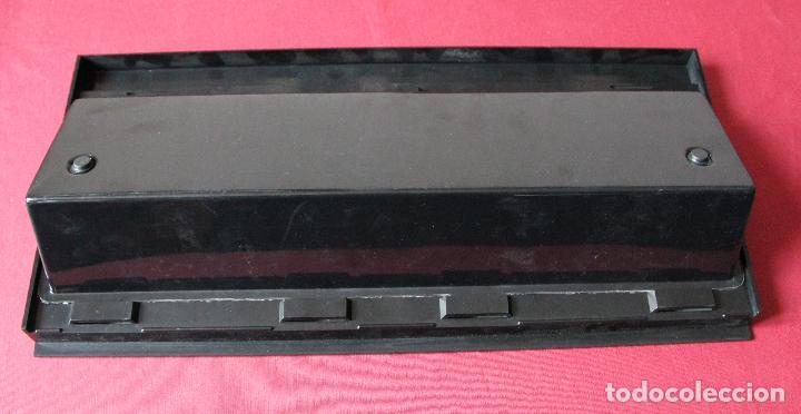 Plumas estilográficas antiguas: BANDEJA EXPOSITORA PARKER PARA 16 PIEZAS - Foto 5 - 153832982
