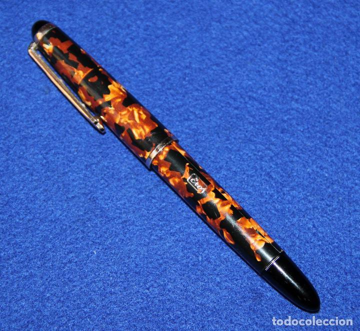 Plumas estilográficas antiguas: ANTIGUA PLUMA ESTILOGRAFICA ERO - Foto 2 - 153982550