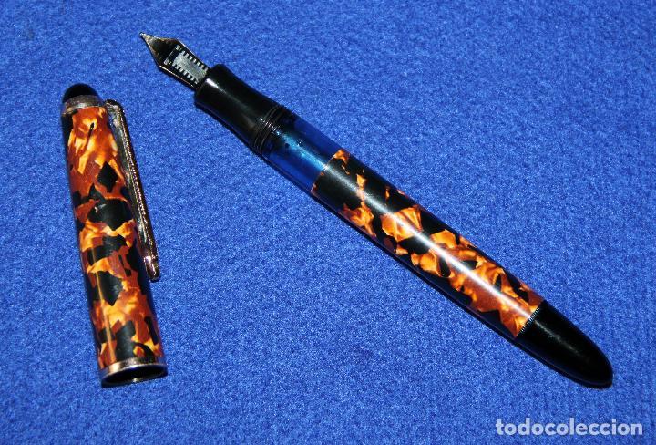 Plumas estilográficas antiguas: ANTIGUA PLUMA ESTILOGRAFICA ERO - Foto 5 - 153982550