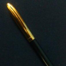 Plumas estilográficas antiguas: PLUMA ESTILOGRAFICA SIN USAR. Lote 154299530