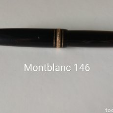 Plumas estilográficas antiguas: RECAMBIO MONTBLANC MEISTERSTUCK 146. Lote 154989985