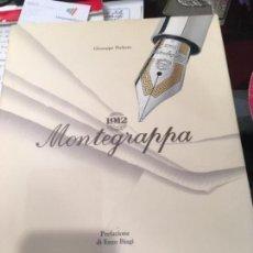 Plumas estilográficas antiguas: MONTEGRAPPA. GIUSEPPE FICHERA. Lote 156977230
