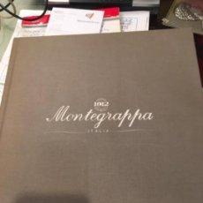 Plumas estilográficas antiguas: MONTEGRAPPA. CATALOGO. Lote 156977450