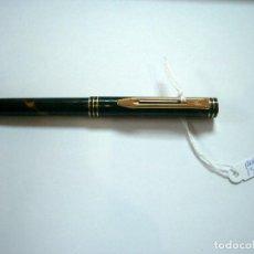 Plumas estilográficas antiguas: PLUMA WATERMAN IDEAL PARIS, PLUMILLA 18K, SIN USO. CA7. Lote 157201962
