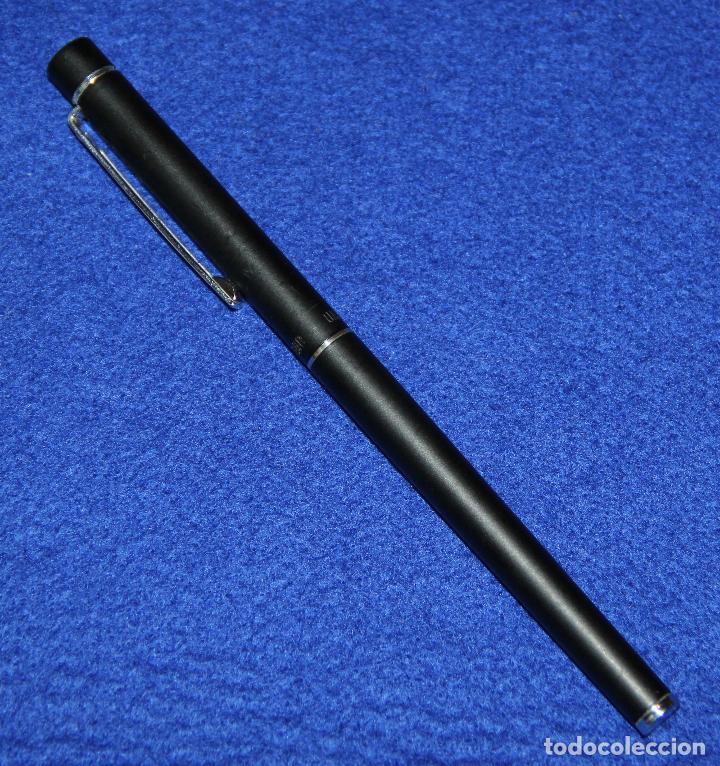 Plumas estilográficas antiguas: PLUMA ESTILOGRAFICA SHEAFFER TARGA 1002 SLIM - Foto 2 - 158962146