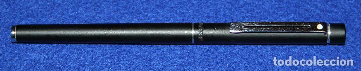 Plumas estilográficas antiguas: PLUMA ESTILOGRAFICA SHEAFFER TARGA 1002 SLIM - Foto 4 - 158962146