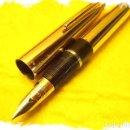 Plumas estilográficas antiguas: APOLON. PERFECTO ESTADO DE FUNCIONAMIENTO. Lote 159514990