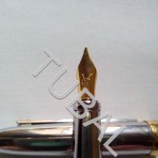 Plumas estilográficas antiguas: TUBAL PLUMA ESTILOGRAFICA YVES SAINT LAURENT PARIS. Lote 159661398