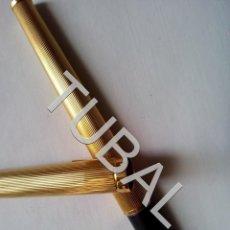 Plumas estilográficas antiguas: TUBAL PARKER MADE IN UK Q. Lote 159729766