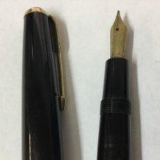 Plumas estilográficas antiguas - ESTILOGRÁFICA - PARKER - PLUMÍN 14K - ENGLAND - 160358210