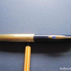 Plumas estilográficas antiguas - PLUMA RIDIUM-POINT GERMANY CON PEDRERIA - 162030998