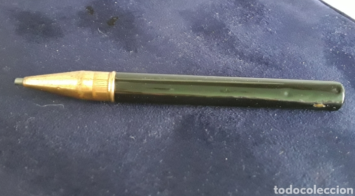 Plumas estilográficas antiguas: Lápiz mecánico, portaminas, Eagle Pencil CO New York (Made in USA), modelo 831 Spear , vintage 1890 - Foto 6 - 163477970