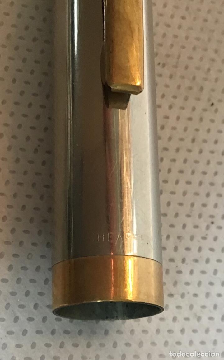 Plumas estilográficas antiguas: SHEAFFER'S, ANTIGUA PLUMA DE 14 K. - Foto 3 - 164738434