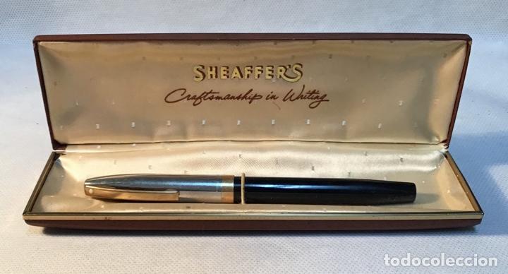 Plumas estilográficas antiguas: SHEAFFER'S, ANTIGUA PLUMA DE 14 K. - Foto 4 - 164738434