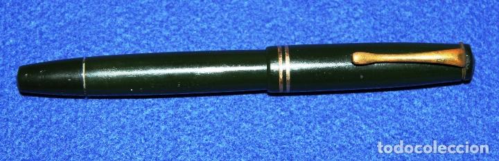 Plumas estilográficas antiguas: ANTIGUA PLUMA ESTILOGRAFICA PARKER VICTORY - Foto 4 - 165667102