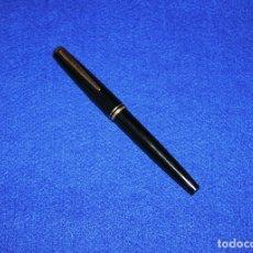 Plumas estilográficas antiguas: PLUMA ESTILOGRAFICA MONTBLANC CLASSIC. Lote 165667682