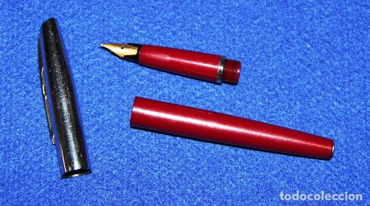 Plumas estilográficas antiguas: PLUMA ESTILOGRAFICA - Foto 5 - 165669514